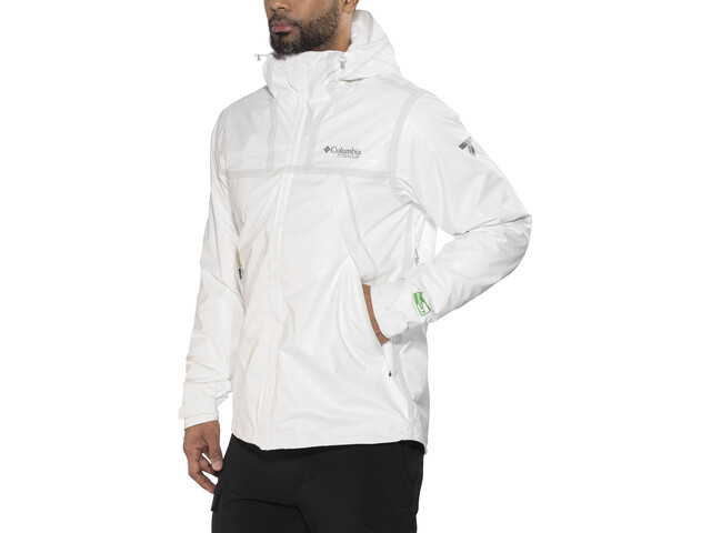 Columbia OutDry Ex Eco Insulated Jacket Herren white undyed